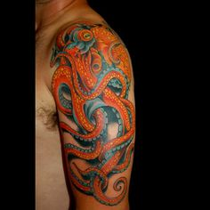 50 Stunning Sea Creature Tattoos