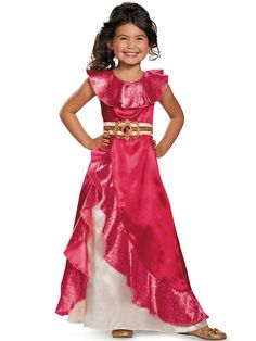 Check out Reduced wholesale prices on Disney's Elena of Avalor Girls Classic Adventure Dress Costume for babies, infants