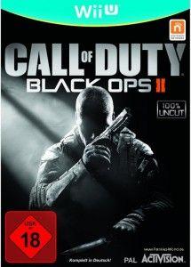 Call of Duty Black Ops II auf der Wii-U Review! Jetzt bei uns im Test: http://frankies-world.de/?p=1872