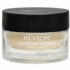 Buy Revlon ColorStay Whipped Creme Makeup, Buff with free shipping on orders over $35, low prices & product reviews | drugstore.com