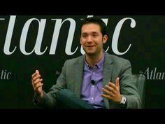 Alex Ohanian: Disruptive Technology for 'Awesomeness' Disruptive Technology, Make Business, Co Founder, Videos, Video Clip