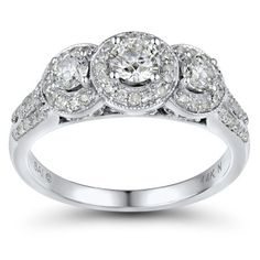 A right hand Anniversary ring