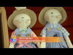 Ovelha Bolota Ateliê na TV - YouTube