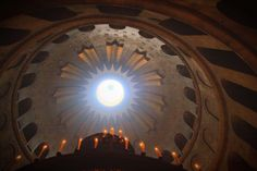 https://flic.kr/p/bwdieq | Holy Sepulchre Inside Out | ©Angela M. Lobefaro   Shot taken during the Holy Easter Celebrations  in the  Church of the Holy Sepulchre,  Jerusalem.   Israel     Happy Easter to you all!  see other shots taken in the Holy Land here: www.flickr.com/photos/angie_real/sets/72157616967112988/w...  and very interesting shots taken in Bnei Brak www.flickr.com/photos/angie_real/sets/72157616886945489/