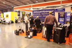 Autocraft Equipment present their machinery