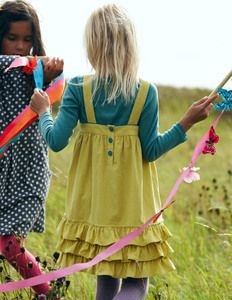 Boden Girl's Cord Pinafore     $38.00