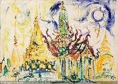 Affandi Kusuma painting