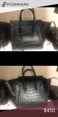 Celine Purse I love this purse so much, I am so sad to let it go, but hope it finds a good home.  Comes with dust bag. Check out my profile and let's talk about the price. Celine Bags Totes