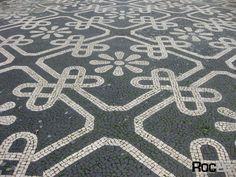 Cais do Sodré, Lisboa  Calçada Portuguesa  Roc2c