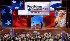 SMALL BUSINESS OWNERS GET STARRING ROLE AT REPUBLICAN CONVENTION