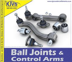 Ball Joints and Control Arms - KJVR Undercar Fitments - Quality Service and Best Price