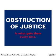 Obstruction of Justice is what gets them every time. Ask the Nixon aides.  #ObstructionOfJustice #WhiteHouse