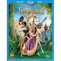 Tangled (Two-Disc Blu-ray/DVD Combo) (2010).  List Price: $39.99  Savings: $15.53 (39%)