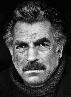♥ Tom Selleck