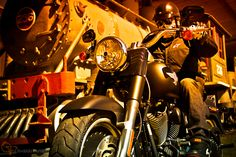 Harley-Davidson Special #umamotopordia #osvaldofuriatto