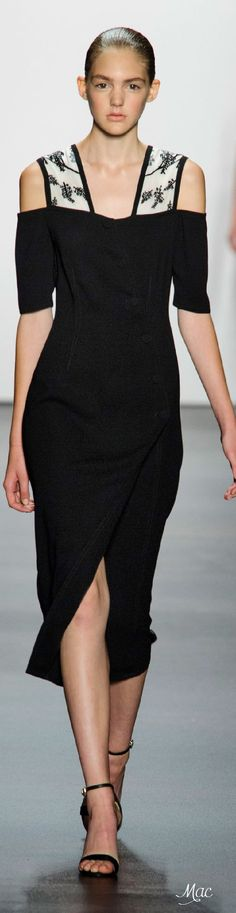 Spring 2016 Ready-to-Wear Yigal Azrouel
