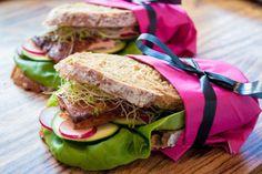 Sunne og fristende matpakker som metter - Vektklubb