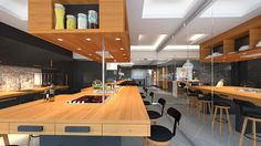 Cookery Club Conference Room, Club, Places, Table, Furniture, Home Decor, Decoration Home, Room Decor, Meeting Rooms