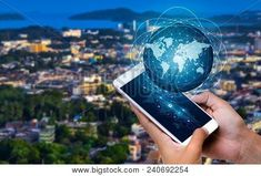 Smart Phones And Globe Connections Uncommon Communication World Internet Business People Press The Phone To Communicate In The Int Stock Photo - Image of illustration, communication: 116741782 Cute Puppies, Dogs And Puppies, Cute Dogs, Cute Animal Pictures, Communication, Christmas Bulbs, Globe, Connection, Smartphone