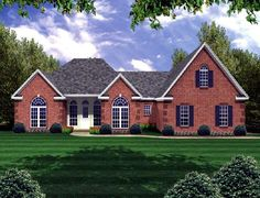3 bedroom house plan pictures - HPG-22513-1