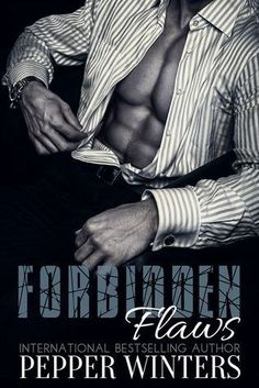 Forbidden Flaws by Pepper Winters | HOT LIST: 19 HOT Romance Book Releases You Need To Know About