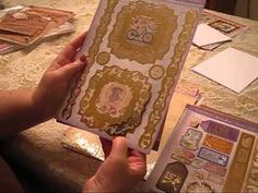 ▶ Hunkydory Timeless Elegance Complete Luxury Foiled Card Kit - YouTube