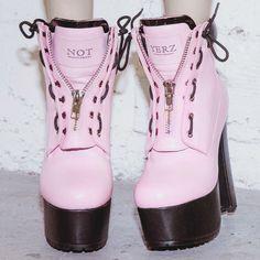 Current Mood Shoes Not Yerz Platform Booties