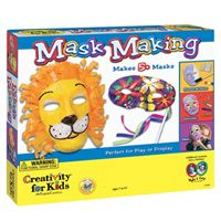 Creativity for Kids Mask Making Kit #crafts #halloween
