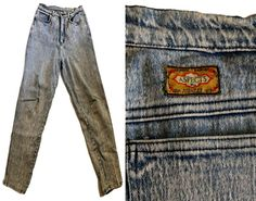 Aspects Acid Stone Wash Denim Blue Jeans Mom Boyfriend Worn Faded 34 w 44 L Blue Denim, Blue Jeans, Mom Jeans, Boyfriend, Stone, Grey, Pants, Fashion, Gray