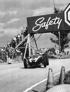 #8 Jack Brabham...Cooper Car Company...Cooper T51...Motor Climax FPF L4 2.5...GP Estados Unidos 1959
