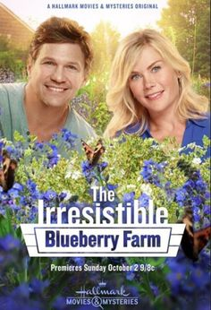 The irresistible blueberry farm..