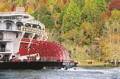 American Queen Oktoberfest Cruise - October 3, 2015 - This timeless voyage from the scenic bluffs of Red Wing to St. Louis' bustling Union Station marketplace celebrates Oktoberfest and the best of German style beers from the breweries of America's Heartland.