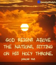 PSALM 42:8   .......YOU ARE HOLY AND WORTHY OF ALL GLORY FATHER!