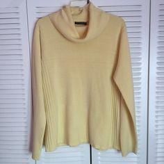 Brandy Melville Turtleneck sweater Gently worn, no flaws! One size Brandy Melville Sweaters Cowl & Turtlenecks
