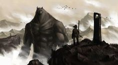 Ancient Mountains by Ancorgil
