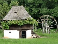 Food Technology, Treehouse, Traditional House, Old Houses, Places To See, My House, Cottage, House Design, Country