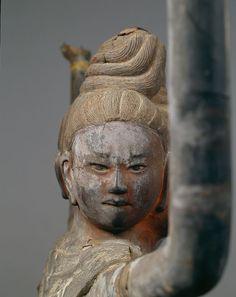 国宝 阿修羅像 734年 撮影:金井杜道 (c)興福寺