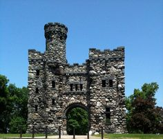 Bancroft Tower, Worcester, Massachusetts