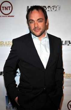 Mark Sheppard-- is there a sci-fi show he hasn't been on?