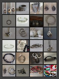 Home Industry is a South African company specialising in personalised sterling Silver Jewellery. Shop online for beautiful, unique, handmade jewellery. Personalised Gifts, Sterling Silver Jewelry, Washer Necklace, Handmade Jewelry, African, Personalized Gifts, Customized Gifts, Handmade Jewellery, Jewellery Making