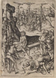 The Groenendaal Passion, late 15th century