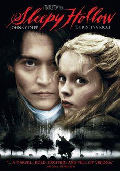 Sleepy Hollow (1999) #halloween #dvd #sleepyhollow
