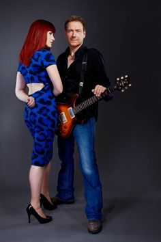 Crush are a Plymouth based duo who have many years working the wedding and party circuit in the area and further afield. They are Kerry Harper on lead vocals and Nick Jones on lead guitar and backing vocals, accompanied by custom made backing tracks for a full band sound.