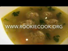 Chicken Dumpling Soup - Rookie Cook Chicken Dumpling Soup, Dumplings For Soup, Easy Healthy Recipes, Easy Meals, Yummy Recipes, My Favorite Food, Favorite Recipes, Recipe Creator, Irish Recipes