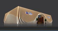 Exhibition area 24X15 3DMax2012-2057