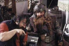 Lord of the Rings - Behind the Scenes - Imgur