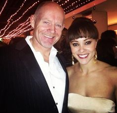 Michael Darby and his fiancée Ashley.