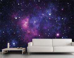 E perder-se totalmente no espaço. | 38 ideias de outro mundo para um berçário com temática espacial