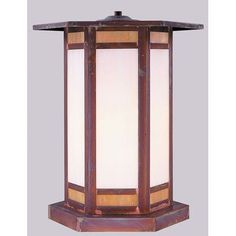 "Arroyo Craftsman Etoile Outdoor 1 Light Pier Mount Light Size: 17.25"" H x 14.25"" W, Finish: Satin Black"