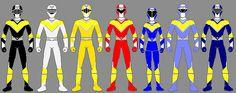Power Rangers VECTOR SHEILD by Mastermind1977, via Flickr